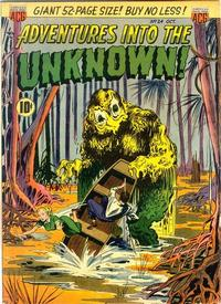 Cover Thumbnail for Adventures into the Unknown (American Comics Group, 1948 series) #24