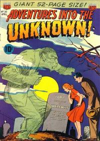 Cover Thumbnail for Adventures into the Unknown (American Comics Group, 1948 series) #30