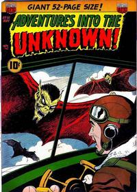 Cover Thumbnail for Adventures into the Unknown (American Comics Group, 1948 series) #31