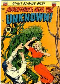 Cover Thumbnail for Adventures into the Unknown (American Comics Group, 1948 series) #32
