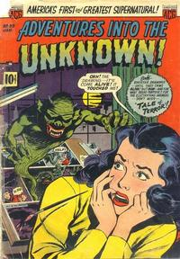 Cover Thumbnail for Adventures into the Unknown (American Comics Group, 1948 series) #39