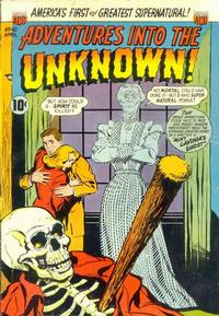 Cover Thumbnail for Adventures into the Unknown (American Comics Group, 1948 series) #42