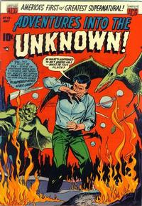 Cover Thumbnail for Adventures into the Unknown (American Comics Group, 1948 series) #43