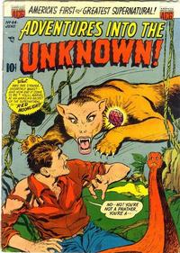 Cover Thumbnail for Adventures into the Unknown (American Comics Group, 1948 series) #44