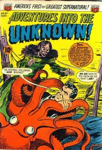 Cover Thumbnail for Adventures into the Unknown (American Comics Group, 1948 series) #47