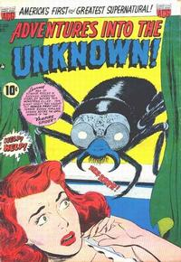 Cover Thumbnail for Adventures into the Unknown (American Comics Group, 1948 series) #50