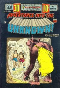 Cover Thumbnail for Adventures into the Unknown (American Comics Group, 1948 series) #57