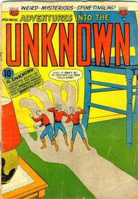 Cover Thumbnail for Adventures into the Unknown (American Comics Group, 1948 series) #60