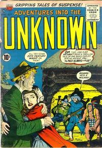 Cover Thumbnail for Adventures into the Unknown (American Comics Group, 1948 series) #66