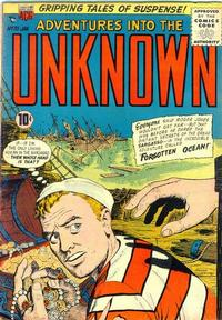 Cover Thumbnail for Adventures into the Unknown (American Comics Group, 1948 series) #70