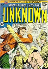 Cover Thumbnail for Adventures into the Unknown (American Comics Group, 1948 series) #78