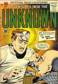 Cover Thumbnail for Adventures into the Unknown (American Comics Group, 1948 series) #80