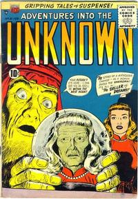 Cover Thumbnail for Adventures into the Unknown (American Comics Group, 1948 series) #81