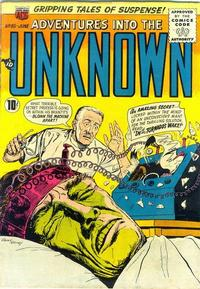 Cover Thumbnail for Adventures into the Unknown (American Comics Group, 1948 series) #85