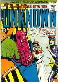 Cover Thumbnail for Adventures into the Unknown (American Comics Group, 1948 series) #87