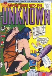 Cover Thumbnail for Adventures into the Unknown (American Comics Group, 1948 series) #88