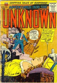 Cover Thumbnail for Adventures into the Unknown (American Comics Group, 1948 series) #93