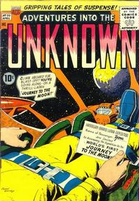 Cover Thumbnail for Adventures into the Unknown (American Comics Group, 1948 series) #95