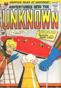 Cover Thumbnail for Adventures into the Unknown (American Comics Group, 1948 series) #96