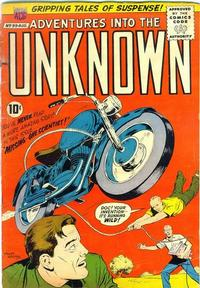 Cover Thumbnail for Adventures into the Unknown (American Comics Group, 1948 series) #99