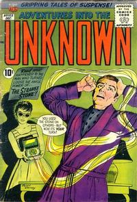 Cover Thumbnail for Adventures into the Unknown (American Comics Group, 1948 series) #103