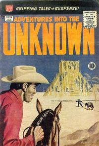 Cover for Adventures into the Unknown (American Comics Group, 1948 series) #113