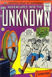Cover Thumbnail for Adventures into the Unknown (American Comics Group, 1948 series) #116