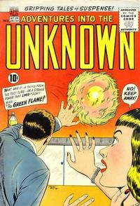 Cover Thumbnail for Adventures into the Unknown (American Comics Group, 1948 series) #124
