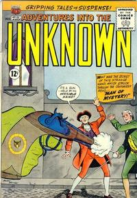 Cover Thumbnail for Adventures into the Unknown (American Comics Group, 1948 series) #131