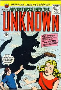 Cover Thumbnail for Adventures into the Unknown (American Comics Group, 1948 series) #135