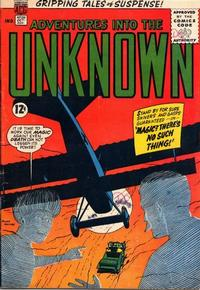 Cover Thumbnail for Adventures into the Unknown (American Comics Group, 1948 series) #136