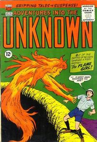 Cover Thumbnail for Adventures into the Unknown (American Comics Group, 1948 series) #138