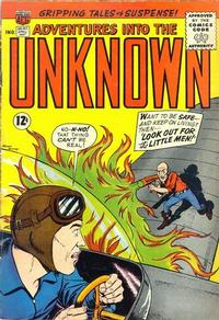 Cover Thumbnail for Adventures into the Unknown (American Comics Group, 1948 series) #140