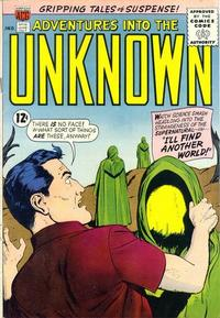 Cover Thumbnail for Adventures into the Unknown (American Comics Group, 1948 series) #141