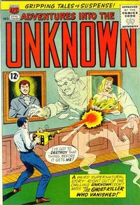 Cover Thumbnail for Adventures into the Unknown (American Comics Group, 1948 series) #146