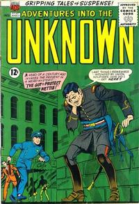 Cover Thumbnail for Adventures into the Unknown (American Comics Group, 1948 series) #147
