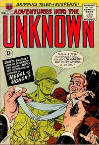 Cover Thumbnail for Adventures into the Unknown (American Comics Group, 1948 series) #149