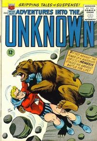 Cover Thumbnail for Adventures into the Unknown (American Comics Group, 1948 series) #159