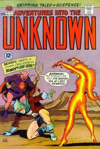 Cover Thumbnail for Adventures into the Unknown (American Comics Group, 1948 series) #164