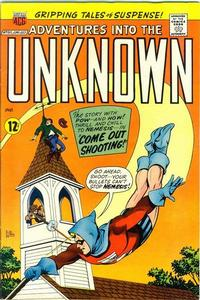 Cover Thumbnail for Adventures into the Unknown (American Comics Group, 1948 series) #165