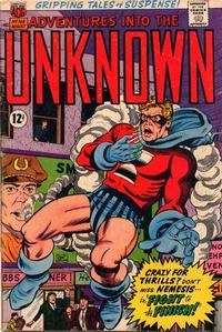 Cover Thumbnail for Adventures into the Unknown (American Comics Group, 1948 series) #166