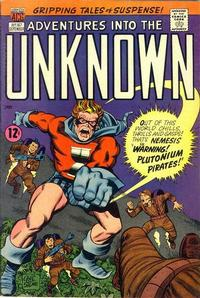 Cover Thumbnail for Adventures into the Unknown (American Comics Group, 1948 series) #167