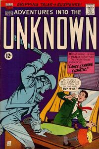 Cover Thumbnail for Adventures into the Unknown (American Comics Group, 1948 series) #170