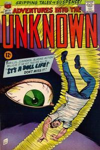 Cover for Adventures into the Unknown (American Comics Group, 1948 series) #171