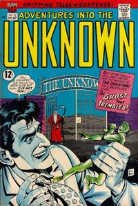 Cover Thumbnail for Adventures into the Unknown (American Comics Group, 1948 series) #172