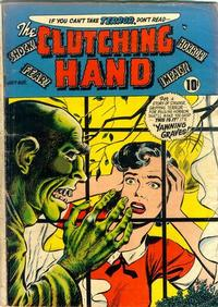 Cover Thumbnail for The Clutching Hand (American Comics Group, 1954 series) #1