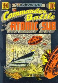 Cover Thumbnail for Commander Battle and the Atomic Sub (American Comics Group, 1954 series) #1