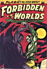 Cover Thumbnail for Forbidden Worlds (American Comics Group, 1951 series) #7