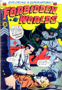 Cover Thumbnail for Forbidden Worlds (American Comics Group, 1951 series) #13