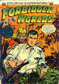 Cover Thumbnail for Forbidden Worlds (American Comics Group, 1951 series) #17